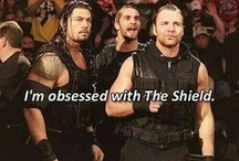 Believe In The Shield  / by Georgia Ramirez