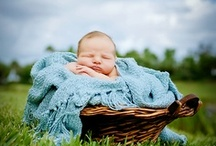 Photography - Newborn Inspirations / by Niki Collis