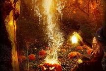 Samhain/Halloween / by Pippen