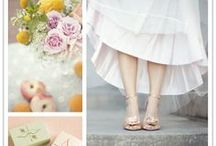 Wedding / Engaged and planning a wedding!  / by Roxanne Hembd