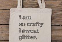 Crafty Lady / by Rebecca Harpel