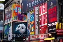 Broadway Lover / I love all things broadway!!! This has all my favorite shows, except for Les Miserables, Phantom of the Opera, and Love Never Dies! They have their own boards ;) / by Emily Peoples