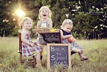 Back to School Photo Ideas from PearTreeGreetings.com / by Pear Tree Greetings