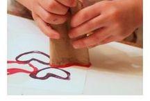 Kid craft ideas  / by Emma Walling