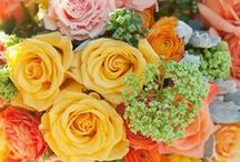 Wedding Flowers: Centerpieces and Decor / by LuxeFinds.com .