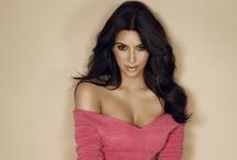 Kim Kardashian / by Jeanne-Marie