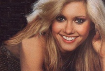 Olivia Newton- John / My celebrity idol!  I have loved Livvy since I first saw her, she is very inspiring... / by Jan Reichard