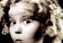 Shirley Temple / I watched all her movies as a child and again when with my daughter.  Whenever I was sad I would ask my daughter to put in a Shirley movie!!! / by Jan Reichard