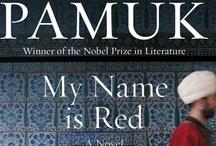 Orhan Pamuk / by Jellybooks Ltd.