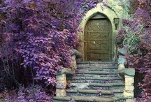 Doors / An opening to the soul! / by Kathy Trout-Revier