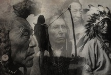 Native American Indians / We do not inherit the earth from our ancestors, we borrow it from our children.  Native American proverb. / by Kathy Trout-Revier