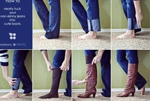 Fashion How-To(s) / by Sandy Wagner
