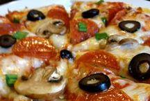 Pizza / by Karen McFadzen