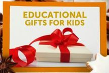 Gifts for Inspiring Learning  / Enjoy our list of educational gifts for kids! Whether they are in online school, enjoy technology, like to get creative, discover new things, or move around, there's something for children at all grade levels.  / by Connections Academy