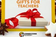 Gifts for Teachers / Show your child's teachers how much you appreciate them with these thoughtful gifts!  / by Connections Academy
