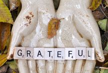 Let's Give Thanks / by Jan Reichard