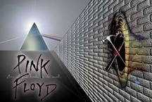 Pink Floyd / by Kelly Kirkland