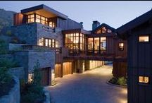 Home Sweet (Sun Valley) Home / Sun Valley is not only home to the stars, with world-class architecture and design, we feature the places and spaces that dreams are made of. Read more at Sun Valley Magazine's online Home and Design section http://www.sunvalleymag.com/Sun-Valley-Home-and-Design/ / by Sun Valley Magazine