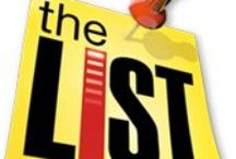 The List / by KJRH 2 Works for You
