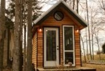 Dreams of a Tiny & Nomad Life in Comfort♥ / Living in Tiny houses and enjoying Yurts, anywhere we want!  / by RG Huffman