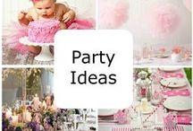 Party Ideas / by Petite Bebe {petitebebe.com.au}