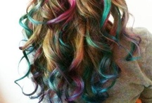 Curl Up and Dye / Hair & make up / by Britney Martin