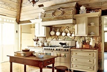 Charming Kitchen/Dining / Spaces to cook & eat / by Dawn ~ Sun Baked Treasures