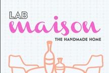 Maison 2013 / Find great goods for your handmade home, every Friday on IAMTHELAB.com. #handmade #interiordesign #home #decor #textiles #art #sonoma #california #napa #beach #coastal #love / by IAMTHELAB.com
