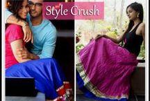 Skirt / Designer Skirts / by Rajrang