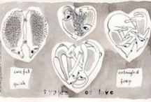 my sketchbook / by Pia Drent