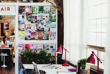 Crafty Spaces / by Christina Lockwood