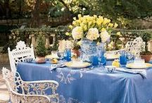 TABLESCAPE FAVES / by Laurie @ Bargain Decorating