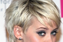 Help me choose a new hairstyle / by Carol Parsons - Crafters Corner Cafe'