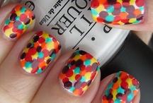 Nails, Nails, Nails!!! / Fingernails and toenails!! / by Chas F