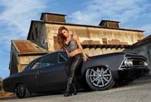 K&N: Models / Beautiful cars with beautiful Ladies! / by K&N Filters