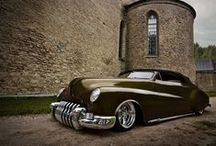 CARS: Lowrider / Frame- posted and tail-drug. / by K&N Filters