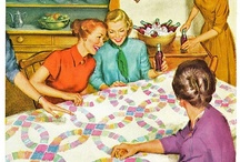 Quilting  / by Carol Parsons - Crafters Corner Cafe'