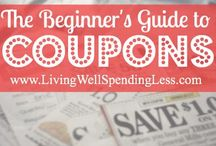 COUPONING/MONEY SAVING-Amy / by AmyandJr Cecil