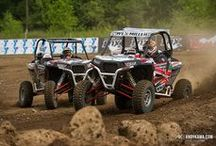 Racing: ATV, UTV, SXS, Kart / What has 4 wheels, but isn't a car? / by K&N Filters