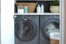 Rooms | Laundry / by Cristina Robinson