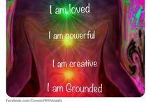 spirit / energy is everywhere / by Pam Reyno