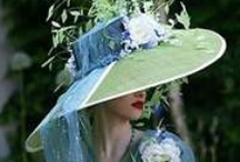 Hats,Hats and more Hats / by Pamela Targan