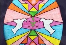 Balance - Symmetrical ArtEd. / by Mary Batson