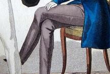 Hosen / Pantalons / by Melanie Grundmann