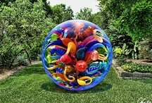 Dale Chihuy- Master Glass Artist / Dale Chihuy established himself in Millville, NJ very close to where I live.  I have followed his art for over 25 years.  So happy to see his development into a world class artist. / by Pamela Targan