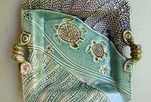 Ceramics - Slab / by Mary Batson