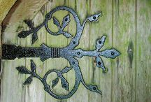Wrought Iron / by Yoryina Tennessen