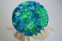 Earth Day - ArtEd. / by Mary Batson