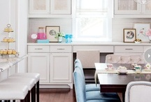 {Dreamy Kitchens} / by Morgan Greaves