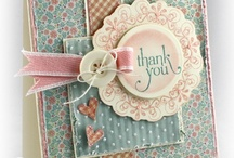 Cards - Thank You / by Kathy Weber